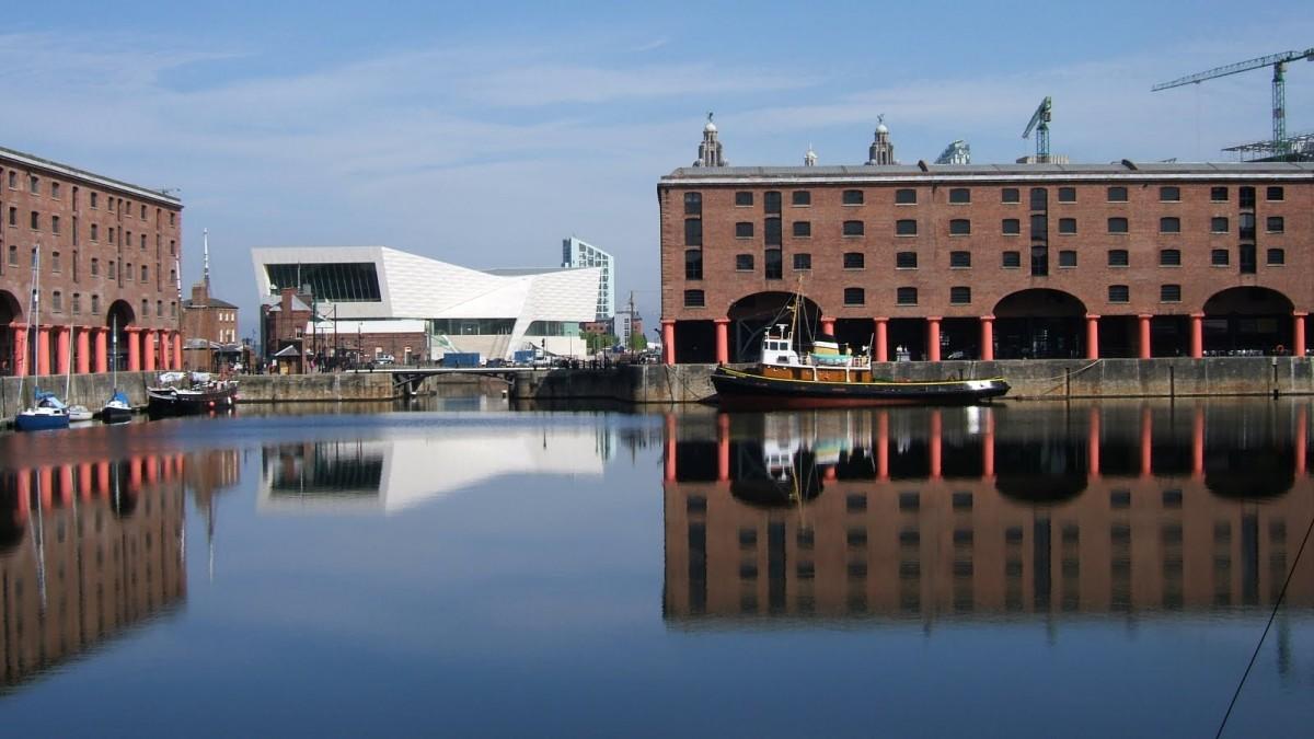 Albert Dock 2.6.2010