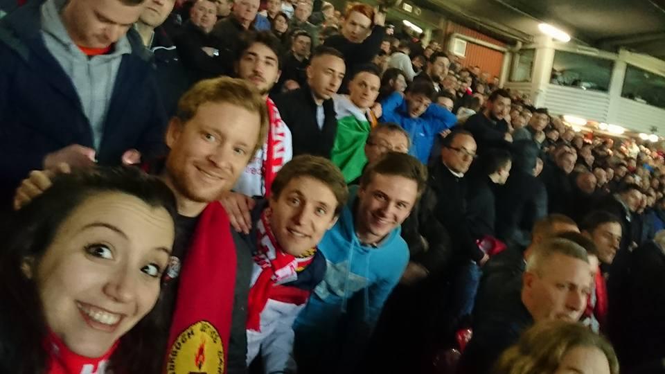 Old Trafford MUFC 1-1LFC