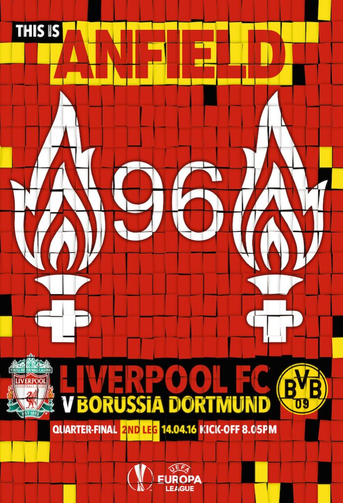 LFC v BVB cover