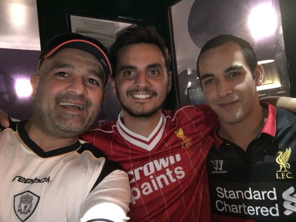 Rencontre liverpool
