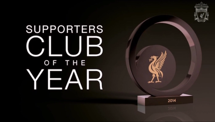 lfc player awards 2014 club of the year