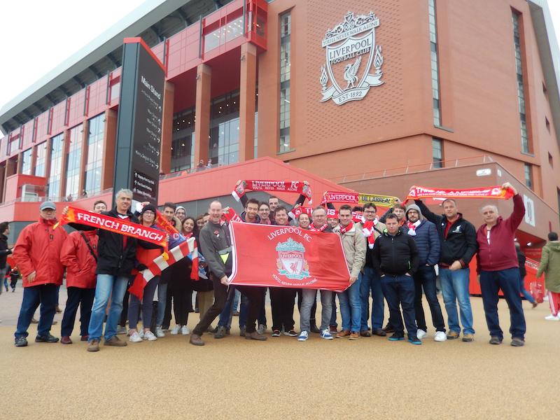 Anfield LFC Liverpool