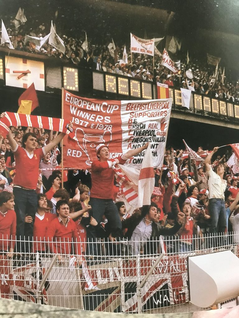 lfc v real madrid kopites paris 1981