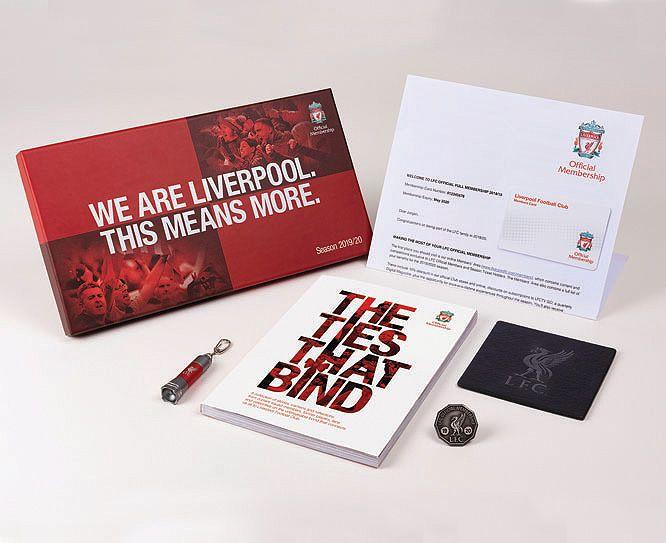 LFC Membership FULL