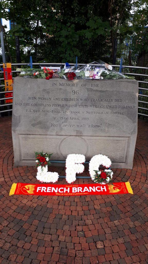 hillsborough lfc respect jft96
