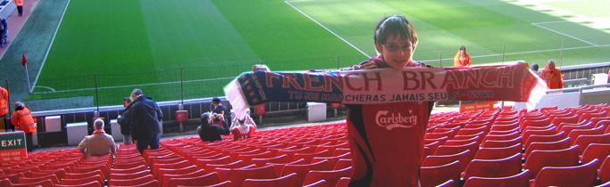 Kop Anfield LFC