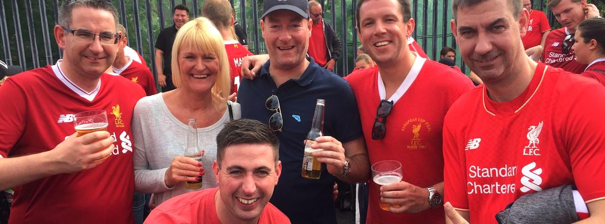 Anfield LFC pub